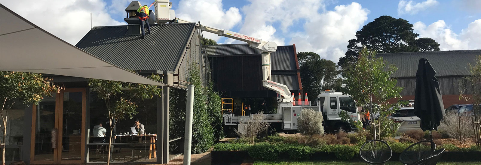 Restaurant Exhaust Fan Cleaning Melbourne   Mobile Tower Hire Geelong